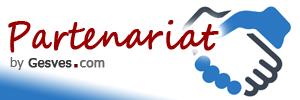 Partenariat et services 'by Gesves.com'